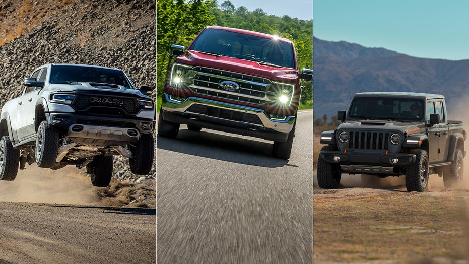 Vote: 2021 North American Car, Truck and Utility Vehicle of the Year