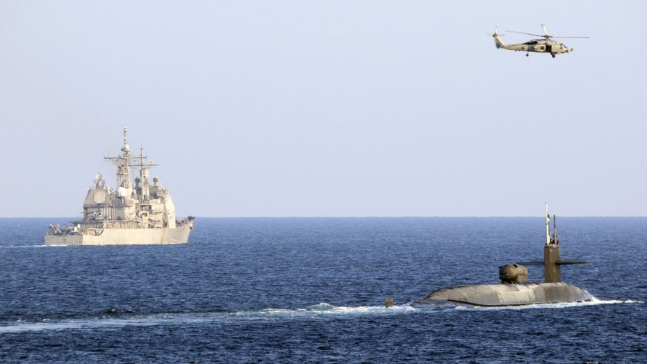 Navy wants 21 new large undersea and surface attack drones in 5 years