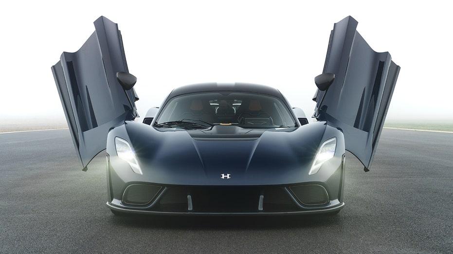 Texas-made 311mph Hennessey Venom F5 supercar revealed