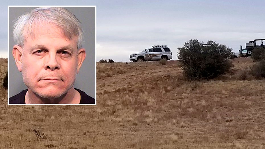 Arizona police arrest man after severed limbs, heads found in remote area in 'bizarre and grisly case'