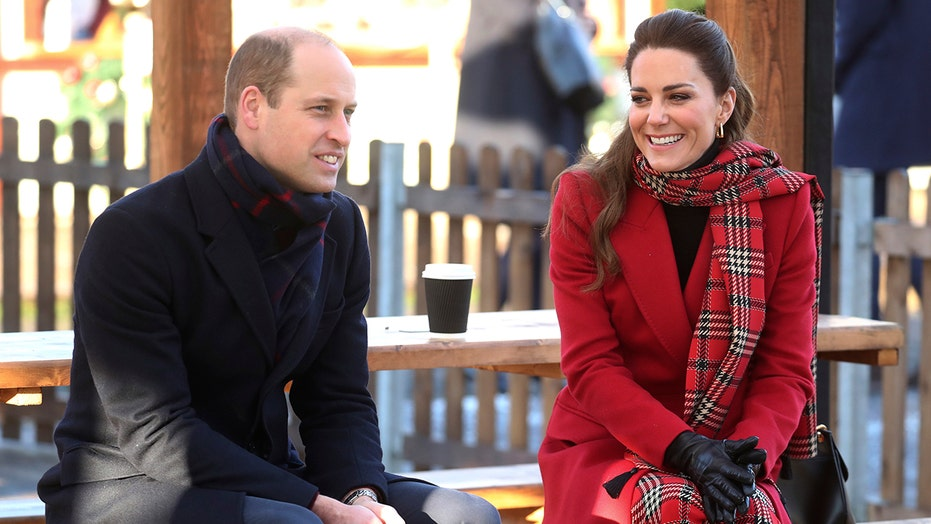 UK officials criticize Kate Middleton, Prince William's 'unnecessary' train tour amid coronavirus pandemic