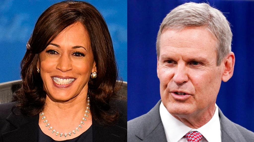 GOP governor responds to Kamala Harris' recent abortion statement