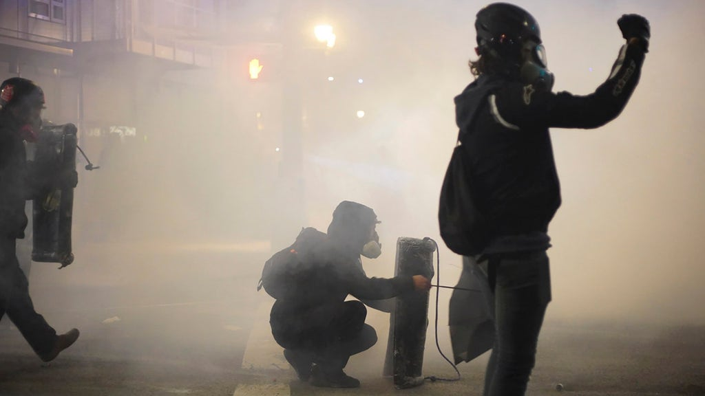 Left-wing riots rattle US cities even after President Biden's inauguration