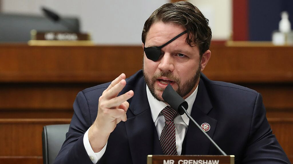 Crenshaw rips Chuck Todd for 'glossing over' key details in Cheney ouster
