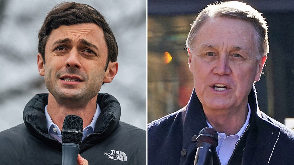Majority of uncounted votes in Ossoff-Perdue race in Atlanta, inner suburbs