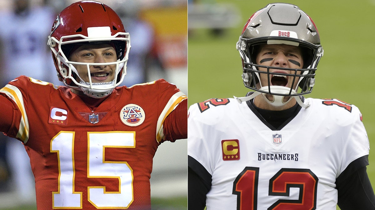 Super Bowl 2021: Chiefs, Bucs choose their jersey colors for the ...