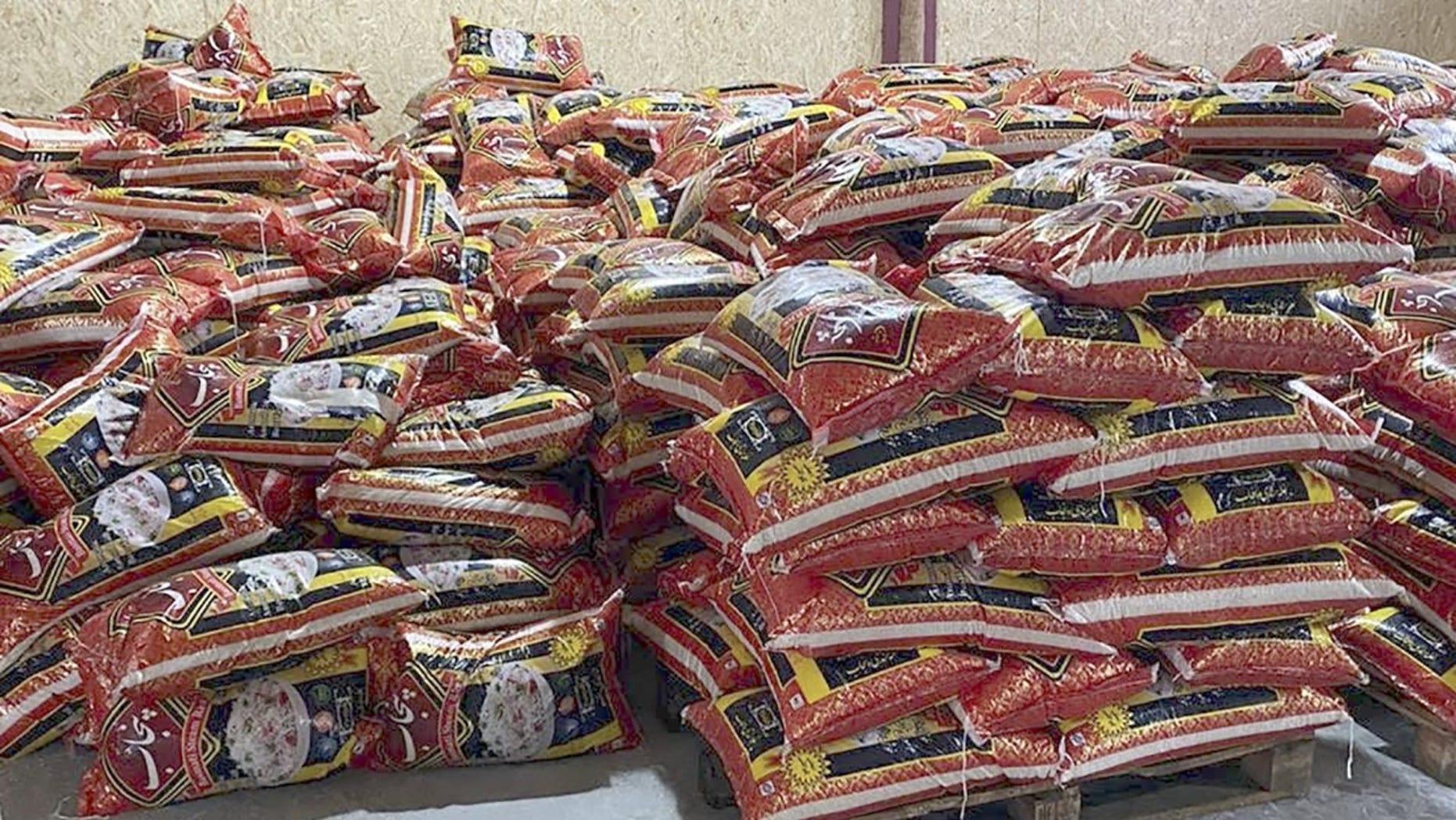 Ukraine seizes 1 ton of heroin heading to Europe