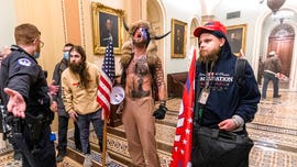 US police weigh officer discipline after rally, Capitol riot