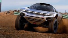 GMC HUMMER entering Extreme E electric off-road racing series
