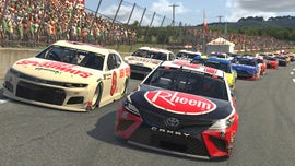 NASCAR continuing Pro Invitational sim racing series on FS1, NBC Sports in 2021