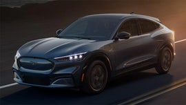 Electric Ford Mustang Mach-E California Route 1 rated at 305 miles per charge