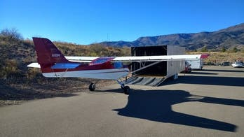 Arizona police seek airplane stolen from airport