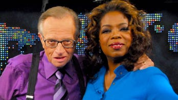 PHOTOS: Larry King with celebrities over the years