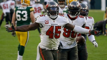 Devin White says Buccaneers' defense will lead the way in Super Bowl LV