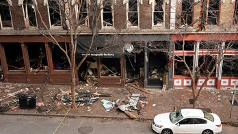 Nashville assessing building damage from bombing as new photos surface showing wreckage