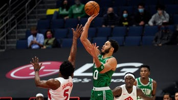 Tatum scores 40 in Celtics' 126-114 win over Raptors