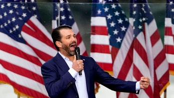Donald Trump Jr. slams 'blindly' supporting GOP incumbents, says 'there's plenty' of GOP senators to primary
