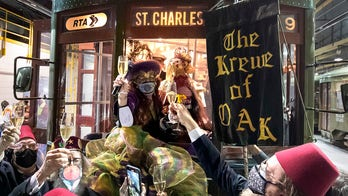 New Orleans' pandemic Mardi Gras celebrations involve socially distant events, king cake
