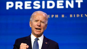 Biden says Capitol was stormed by 'riotous mob,' 'domestic terrorists'