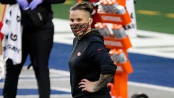 49ers pioneering assistant Katie Sowers won't return in 2021