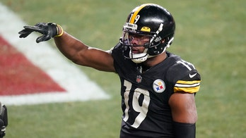 Steelers' JuJu Smith-Schuster reveals why he stayed in Pittsburgh for 2021 season