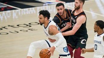 Brooks scores 21 points, Grizzlies beat Cavaliers 101-91