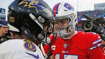 Allen, Jackson set for playoff showdown as Bills host Ravens