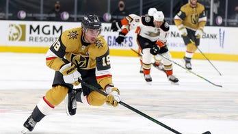 Pacioretty lifts Golden Knights past Ducks in OT