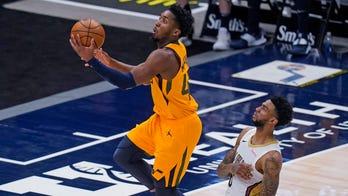 Mitchell scores 28, Jazz beat Pelicans 118-102