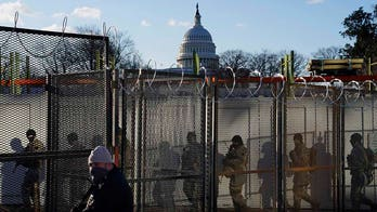 How long will DC remain locked down, National Guard troops stay after Biden inauguration?