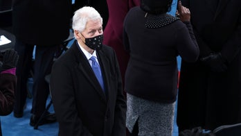 Was Bill Clinton 'nodding off' at Biden's inauguration? Twitter users speculate