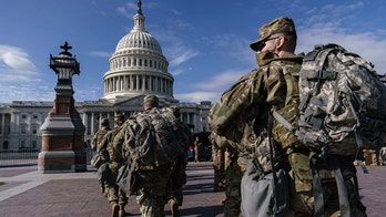 DC National Guard deployment in nation's capital extended through end of March