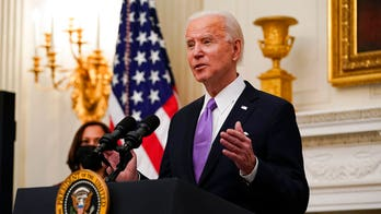 Biden confronts reality, press casts it as clearing the Trump wreckage