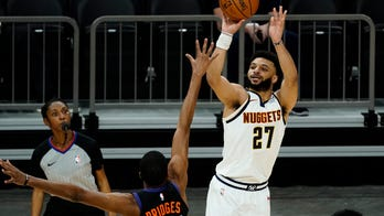 Jokic, Murray push Nuggets to 120-112 win over Suns in 2 OTs