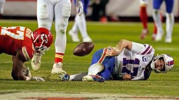 Bills' Josh Allen fined $15,000 after AFC Championship skirmish: report