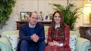 Prince William, Kate Middleton welcome new puppy to royal family: report