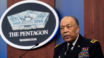 DC National Guard head says Army generals advised against soldiers to Capitol during riot due to optics