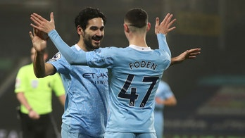 Watch and admire: Man City goes top of EPL after 5-0 win