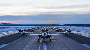 Alaskan F-35s prepare for major sub-zero Arctic warfare