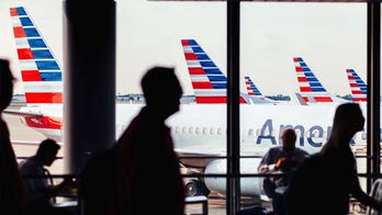 American Airlines relocates crews, halts alcohol service on DC flights before Biden inauguration