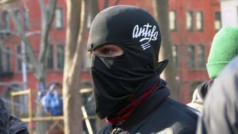 Portland sees Antifa descend on Christian worship event, clash with Proud Boys in streets