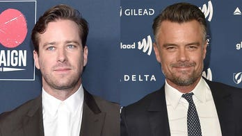 Josh Duhamel reveals he emailed Armie Hammer after taking over 'Shotgun Wedding' role