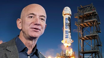 Jeff Bezos roasted for thanking Amazon employees, customers for paying for spaceflight: 'I'd like a refund'