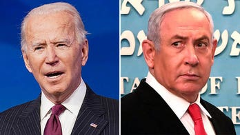 Biden administration pushes forward with two state solution with Israel, Palestine