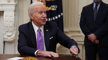 Biden fires back at AP reporter over question about vaccine rollout goal: 'C'mon, gimme a break, man'