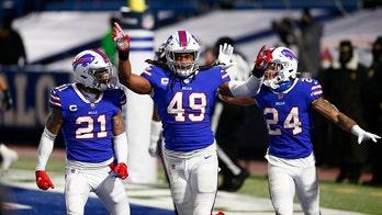 Chiefs' Eric Bieniemy sees improvement in Bills' defense: 'Those guys are flying around'