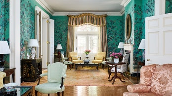 See inside Blair House, Kamala Harris' temporary home in Washington, DC
