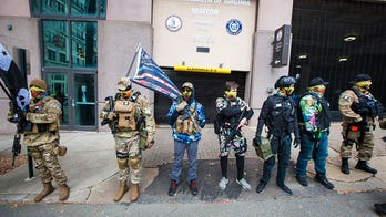 Armed protesters gather in Richmond, support 2nd Amendment rights on 'Lobby Day'
