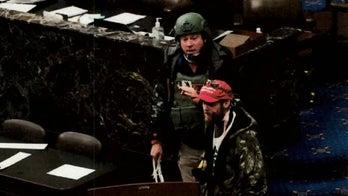 Capitol rioter, Air Force veteran, arrested after ex-wife calls FBI