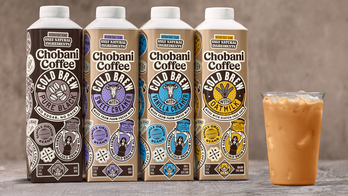 Chobani, known for its yogurt and oat milk, now launching a line of cold brew coffee drinks